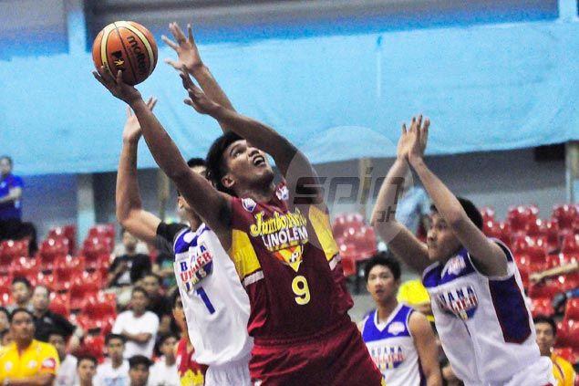 Jumbo Plastic overcomes Cebuana Lhuillier to grab solo lead in D-League