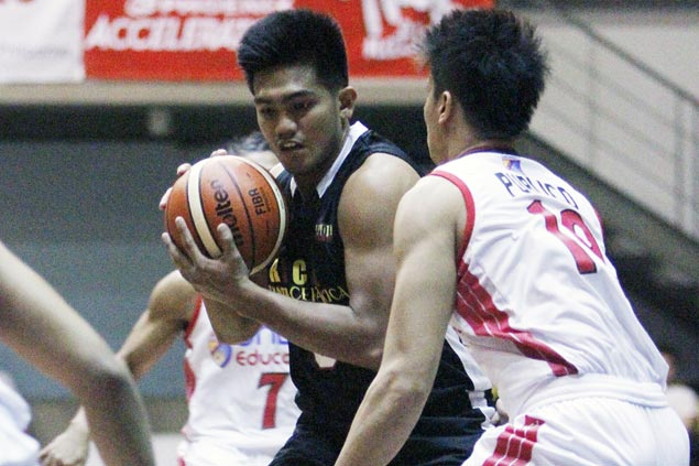 Dexter Maiquez, Ael Banal show way as Racal clobbers AMA in D-League Foundation Cup