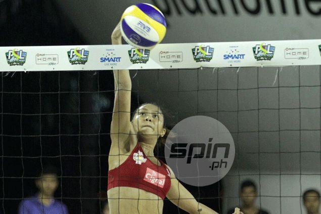 Gilligans, Foton in marquee duel for maiden Superliga beach volleyball crown