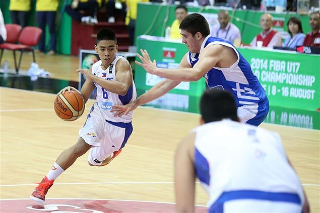 Batang Gilas in danger of finishing dead last in World Under-17 after loss to Egypt