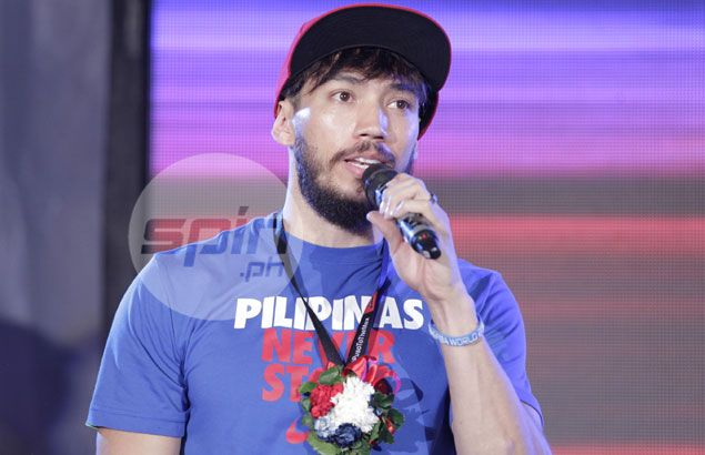 Jared Dillinger given clearance to finally join training of Asiad-bound Gilas Pilipinas