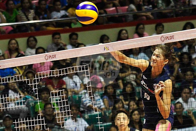 Petron stakes perfect slate against Cignal HD as Super Liga goes to Laguna