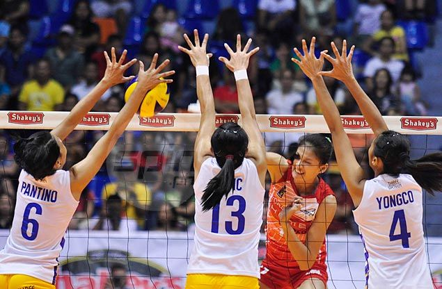 PLDT scores straight sets win over Air Force to salvage third place in V-league Open
