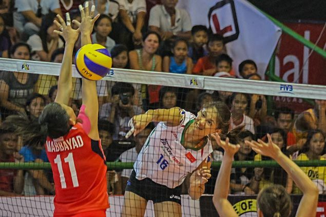 Blaze Spikers try to extend gap from rivals, while Life Savers try to stretch win streak to five
