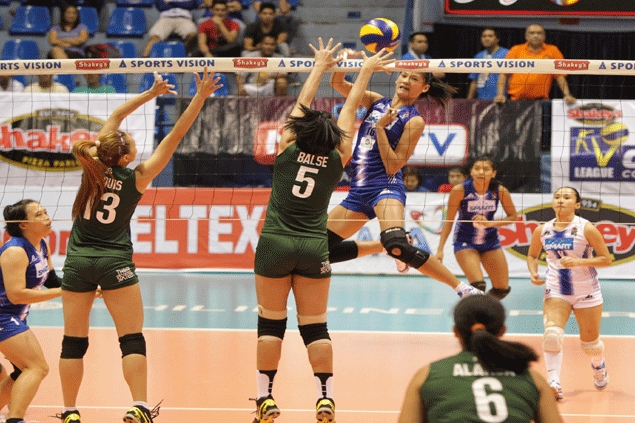 Cagayan Valley, Smart begin V-League title duel