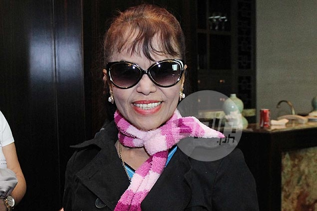 Kia admits considering Mommy Dionisia as muse for PBA opening. Find out who took her place