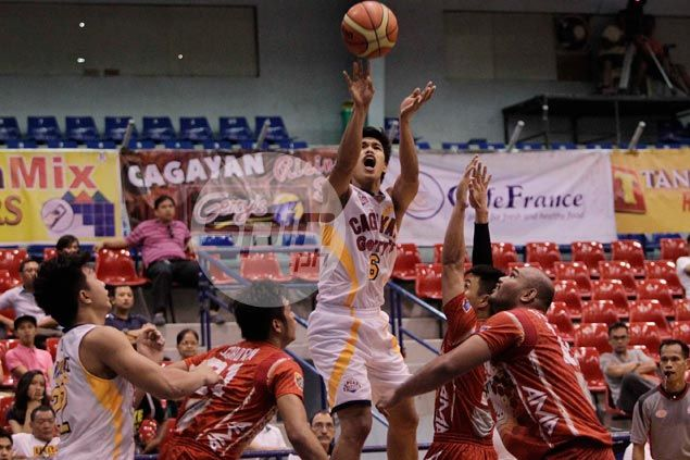 Cagayan Valley overcomes Jerramy King's 40-point night, beats AMA University to reach D-League semifinals