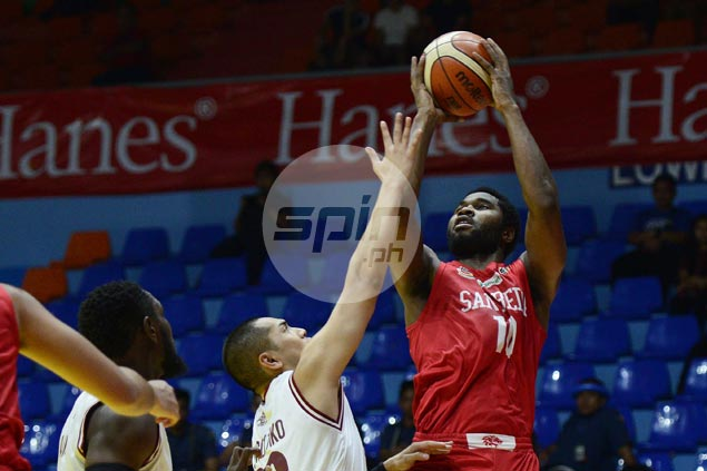 Donald Tankoua posts double-double as Red Lions keep slate unblemished, take solo lead with win over Altas