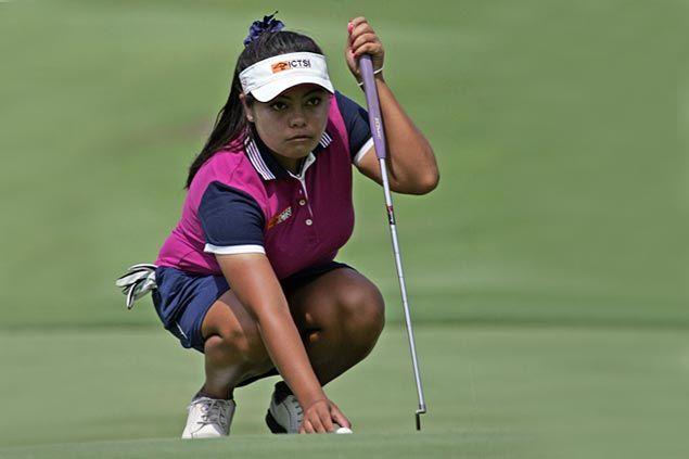 Dottie Ardina carries one-stroke lead into final round ofValley Golf Ladies Challenge