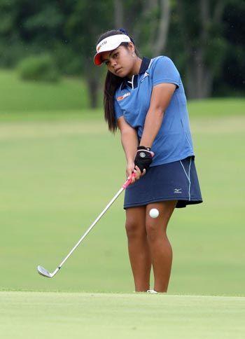 Dottie Ardina, Regan de Guzman in joint 16th with one round to play in LPGA Qualifying