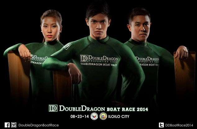 DoubleDragon Boat Race 2014 to highlight progress in clean-up of Iloilo River