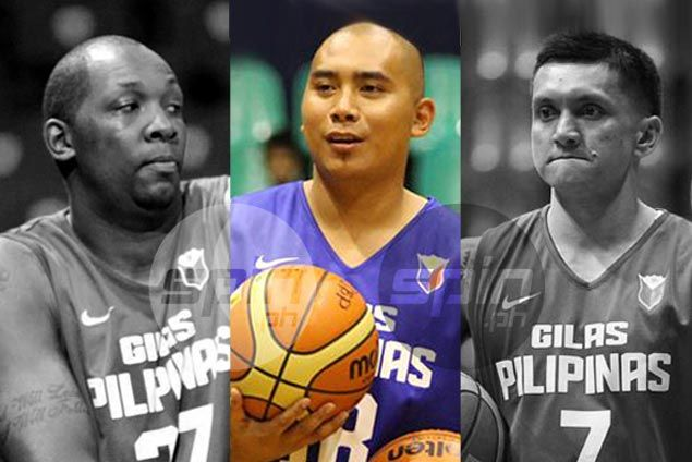 Paul Lee gets Gilas Pilipinas spot, Jimmy Alapag and Marcus Douthit out of Asian Games roster