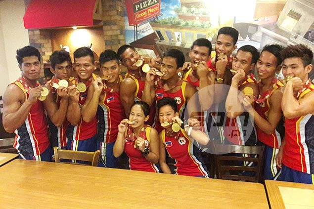 PCKF dragon boat team back home after winning two gold medals in Asian tournament in Indonesia