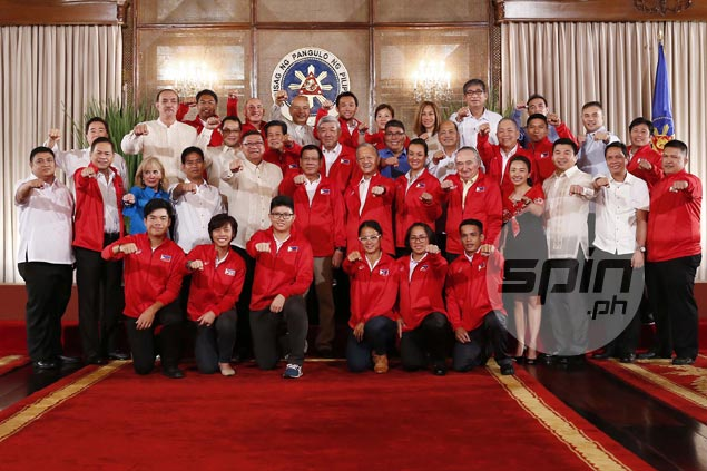 PH athletes more driven, inspired thanks to President Duterte's send-off for Rio Olympians