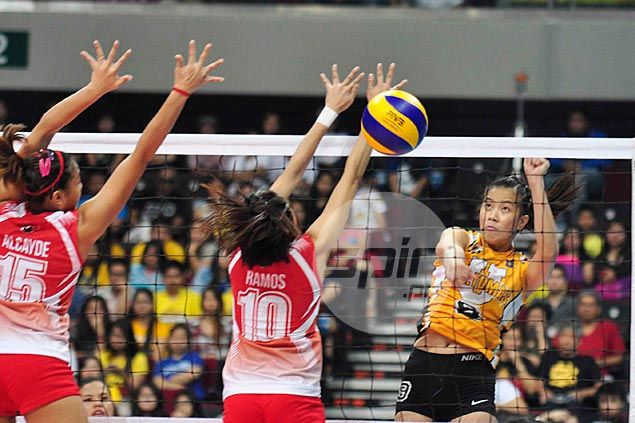 EJ Laure, other UST rookies show glimpse of what they can do for Tigresses