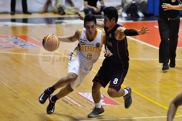 Perpetual Help Altas score repeat over Letran Knights to boost semifinal bid