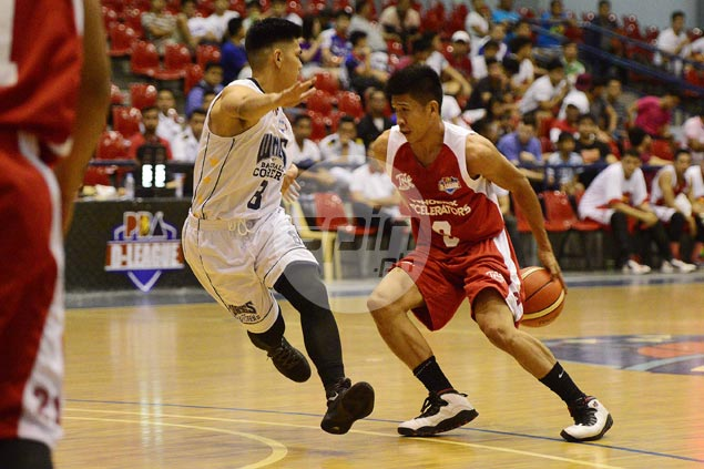 Mac Belo, Ed Daquioag show way as D-League newcomer Phoenix clobbers Wangs Basketball