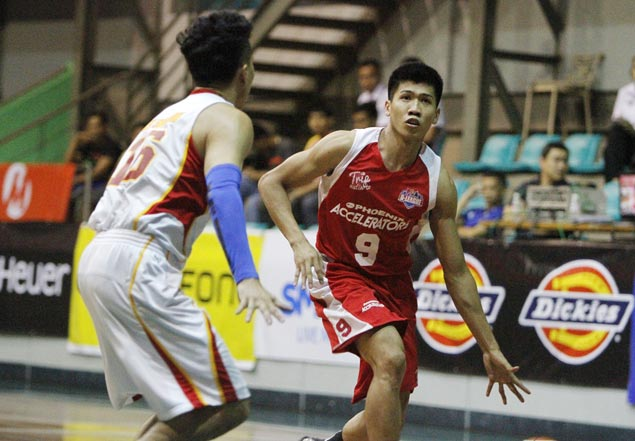 Ed Daquioag takes charge as Phoenix starts new campaign with big win over Tanduay Rhum