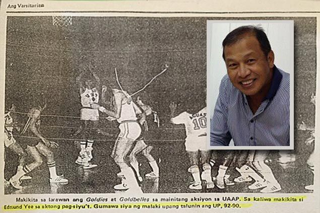 Member of 1979 UST team says UAAP Finals loss to FEU still saddens him to this day
