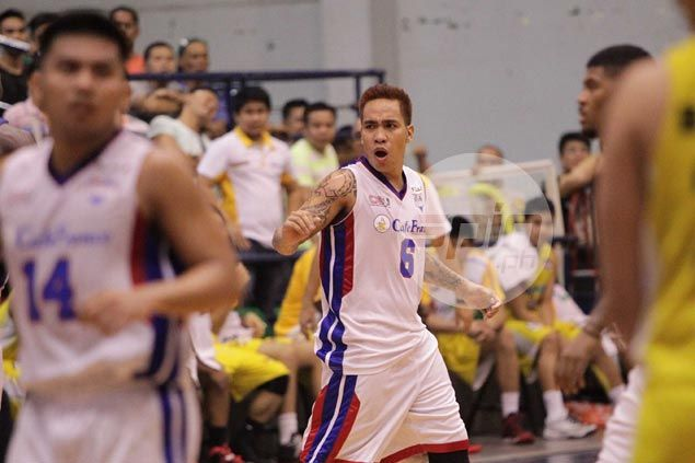 Former PBA guard Eloy Poligrates in hot water for role in brawl at town fiesta