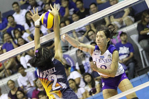 Lady Eagle Ella de Jesus named to PH Under-23 team as Kasilag forced to drop out