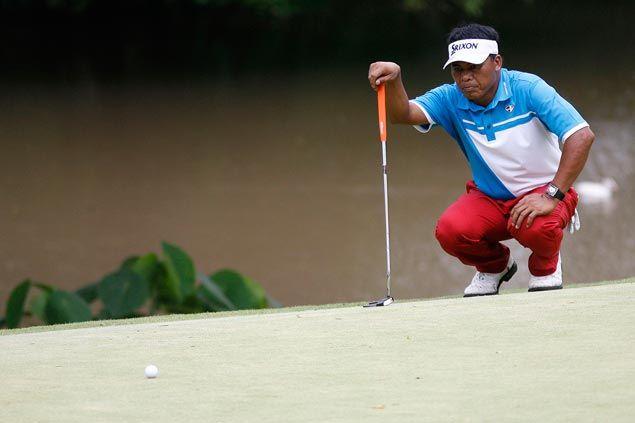 Elmer Salvador begins title defense in Philippine Golf Tour's Riviera Classic