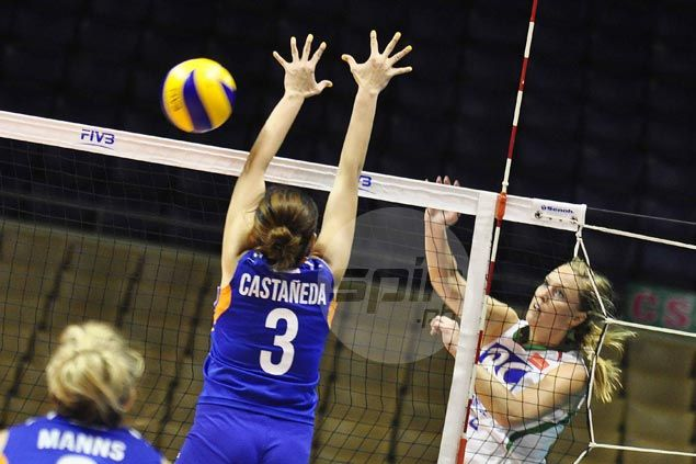 Emily Brown shows the way as RC Cola hands Petron first loss in Super Liga GP