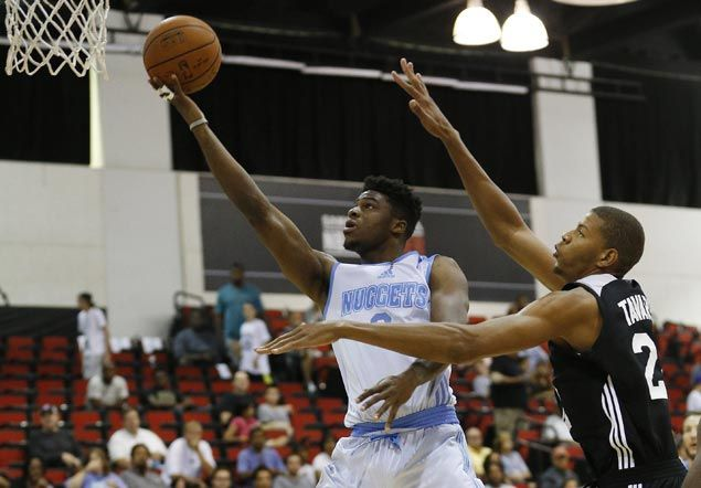 Emmanuel Mudiay shines for Nuggets in NBA Summer League