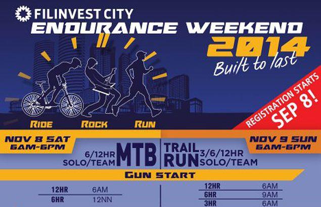 Bigger, better, and redefined Filinvest Endurance Weekend slated