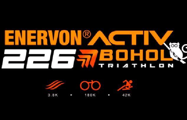 Enervon Activ hosts racing year's longest triathlon on Panglao island