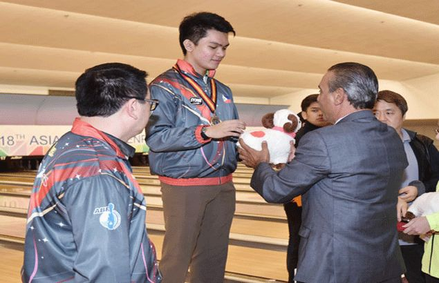Enzo Hernandez tows Pinoy bowlers to respectable finish in Asian Youth tenpin tilt