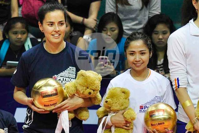 Erika Adachi back as Petron vies in Asian Women's Club Championships