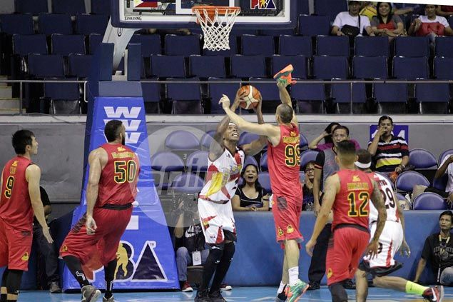 Nothing in PBA rulebook that says Maierhofer 'shoe-palpal' is illegal, admits official