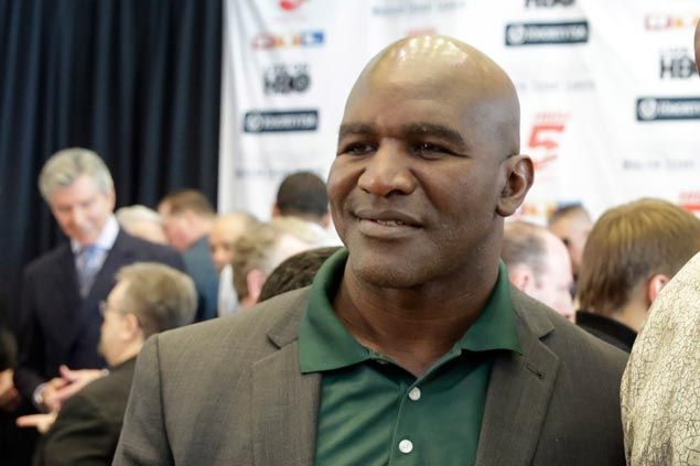 Evander Holyfield says Pacquiao-Mayweather megafight result a 'black eye for boxing'
