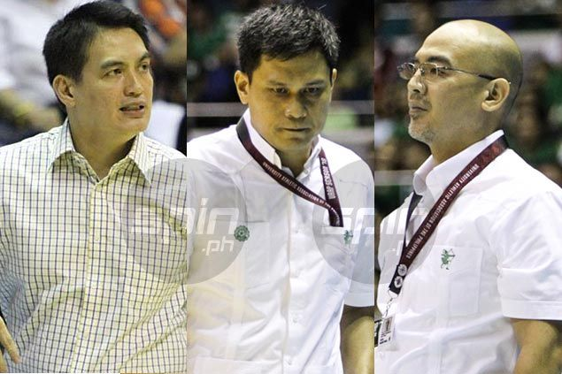 Juno Sauler's future as La Salle coach comes under scrutiny after disappointing exit