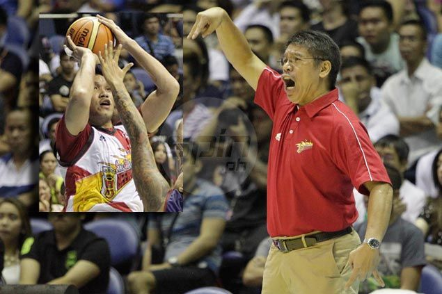 Monster game earns SMB main man June Mar Fajardo Player of the Week citation