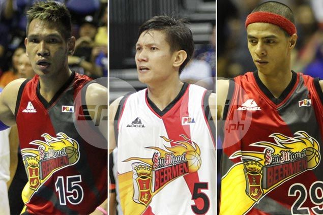 San Mig tries to keep the intensity up as Beermen look to complete sweep of TNT Tropang Texters