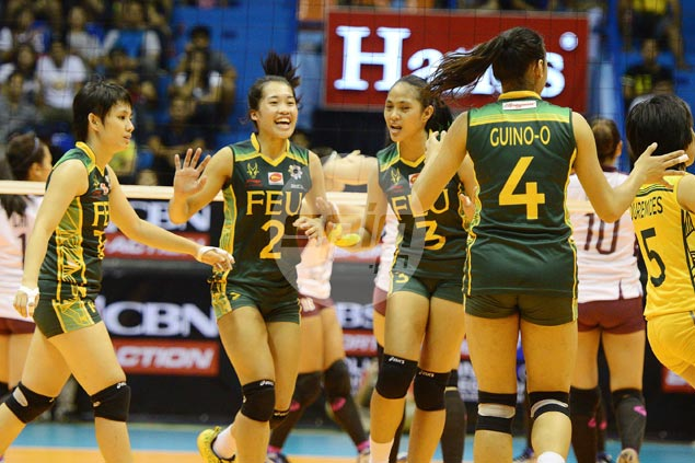 FEU Lady Tamaraws edge UP Lady Maroons to climb to third and earn at least a playoff for semis spot