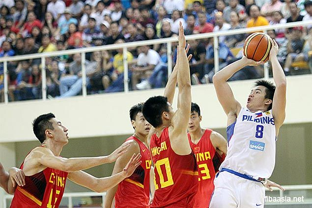 Powerhouse China sends Batang Gilas to second loss in Fiba Asia Under-18 Championship