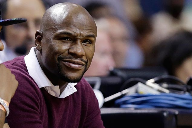 Floyd Mayweather denies deal for Manny Pacquiao fight has been signed: 'It's all speculation'