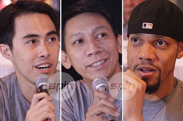 Rebuilt Talk 'N Text starting five can pass for a national team, gushes Alaska coach