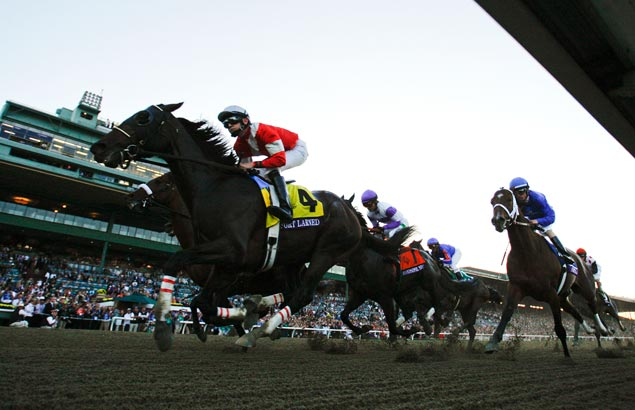 9-1 long shot Fort Larned wins BC Classic in upset