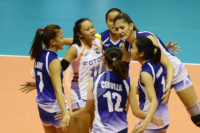 Rondina, Santiago lead way as Foton downs Generika to even PSL record