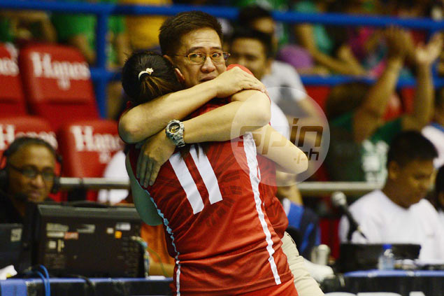 Coach Francis Vicente, Lady Warriors say first win in years felt like a championship