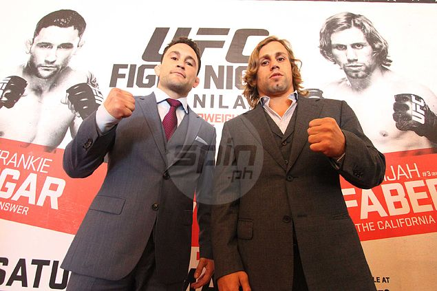 Maiden UFC fight card at MOA Arena likely won't be last in Manila, says top official
