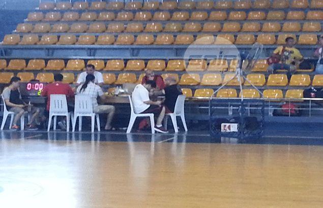 Frankie Lim quick to dismiss talks his blood pressure shot up during Ginebra practice