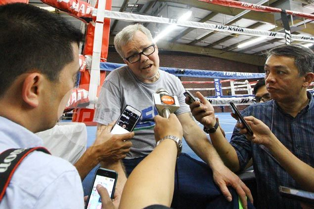 Freddie Roach regrets allowing Pacquiao to fight Mayweather with injured shoulder