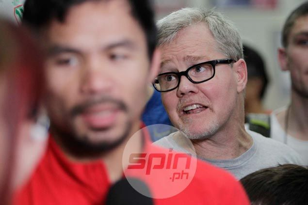 Manny Pacquiao's legacy in eyes of Freddie Roach: 'The greatest fighter of his era'