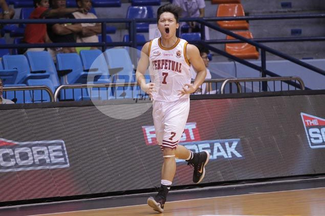 Perpetual Help bounces back from heartbreaking loss with victory over hapless Lyceum