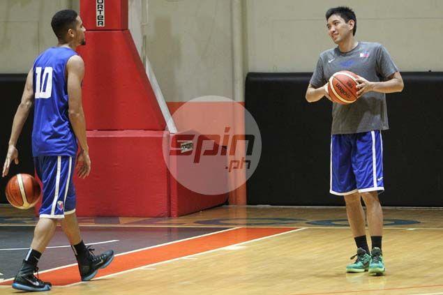 Weary Gilas Pilipinas players insist short break enough as Gabe Norwood, Jeff Chan rejoin Rain or Shine practice